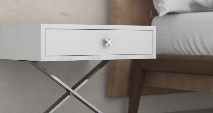 Maniglie pomelli appendiabiti e reggimensola mital for Rivista di design e produzione di mobili